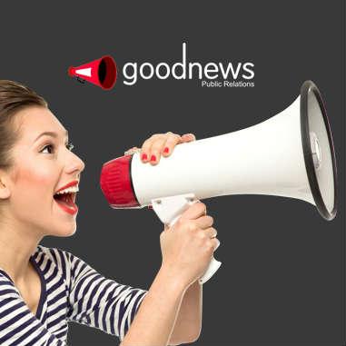 logo GOOD NEWS WEBSITE